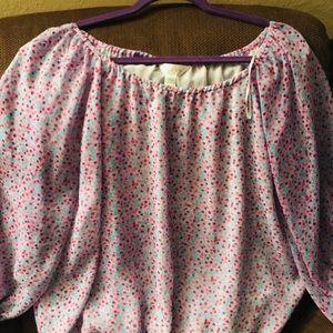 Kenar Tops - Floral print blouse